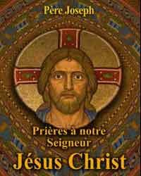 prieres catholiques jesus christ