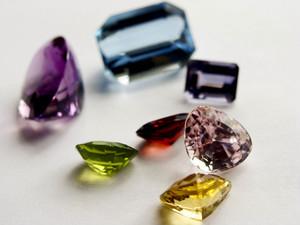 Des pierres précieuses pour la maison