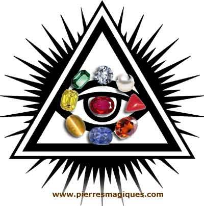 pierres et plantes en sciences occultes