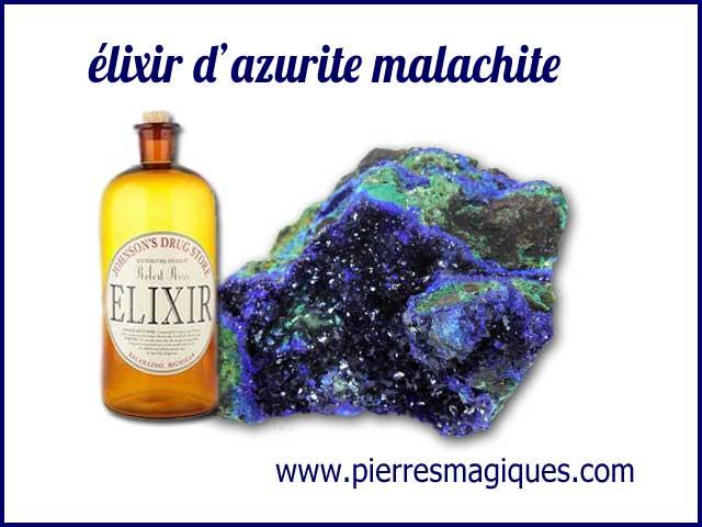élixir azurite malachite