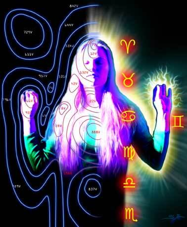 harmonisation de l'aura