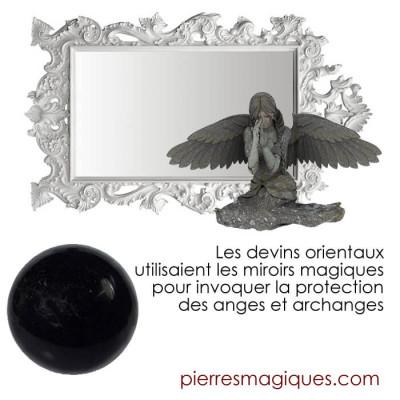 Comment utiliser le miroir magique en voyance? - www.pierresmagiques.com