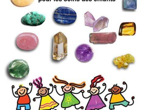 choisir pierre lithotherapie pour enfant
