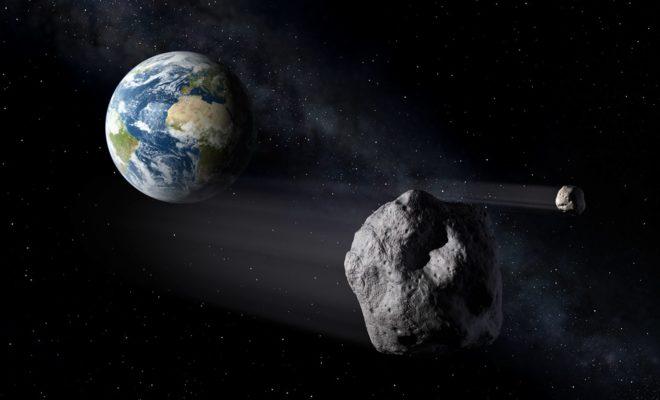 Le 4 février un gigantesque astéroïde va frôler la Terre