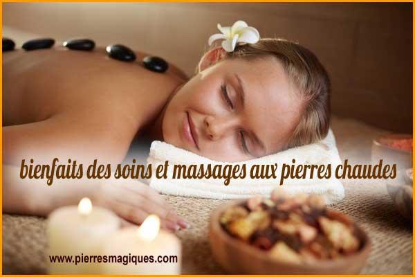 bienfaits soins et massages aux pierres chaudes