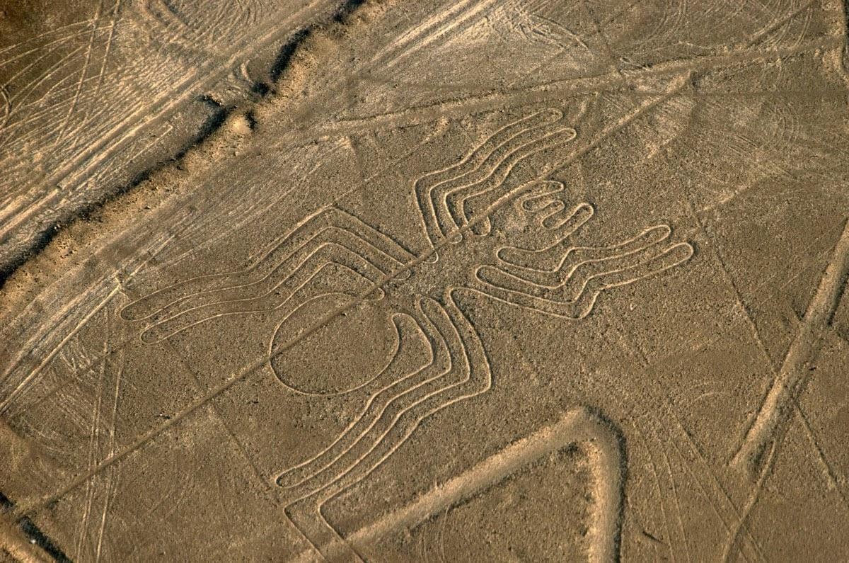 Exclusif : Découverte de nouveaux géoglyphes de Nazca