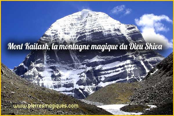 Mont Kailash la montagne magique du Dieu Shiva - www.pierresmagiques.com
