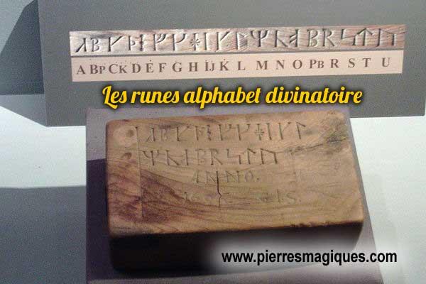 Que sont les runes, à quoi servent-elles?