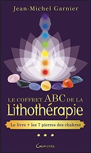 Coffret ABC de la lithothérapie