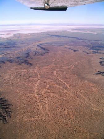 Le plus grand géoglyphe du monde.