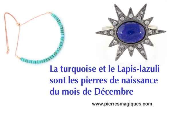 bijoux turquoise et lapis-lazuli
