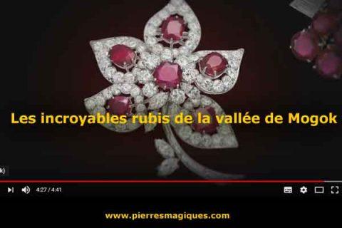 vidéo – Les incroyables rubis de la vallée de Mogok