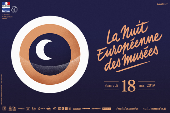 Nuit des minéraux samedi 18 Mai 2019