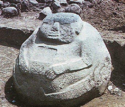 Les statues magnétiques du Guatemala