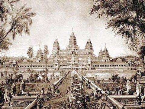 Qu'est-il arrivé à la civilisation d'Angkor ?