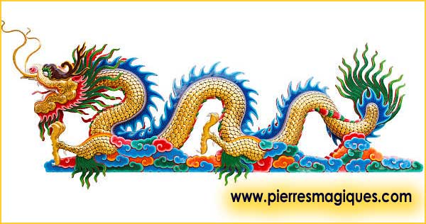 dragon chnois protection feng shui