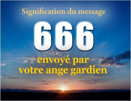 Signification du nombre 666