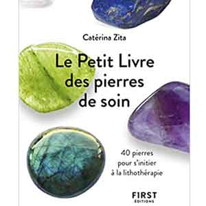 Petit Livre Pierres De Soin