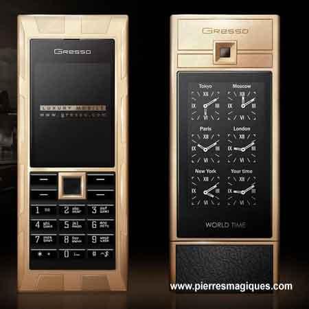 Jackpot Gresso Luxor Las Vegas Smartphone