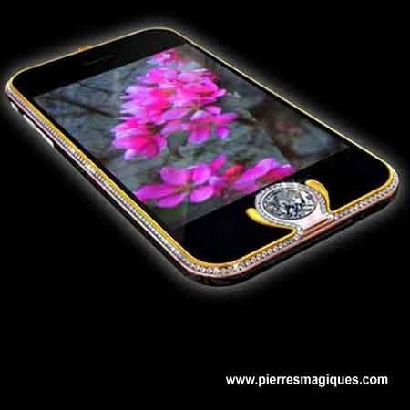 Smartphone Bouton Kings De Iphone 3g