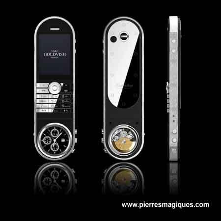 Smartphone Goldvish Revolution