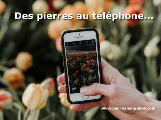des Pierres au Telephone