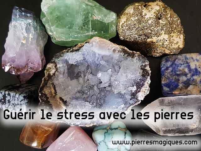 Guerir Stress Pierres